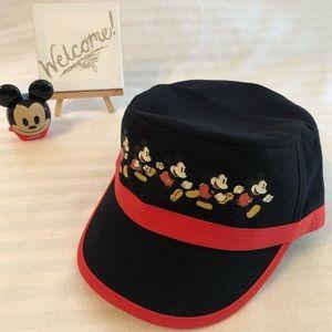 Disney Mickey Mouse Cadet Hat NWOT